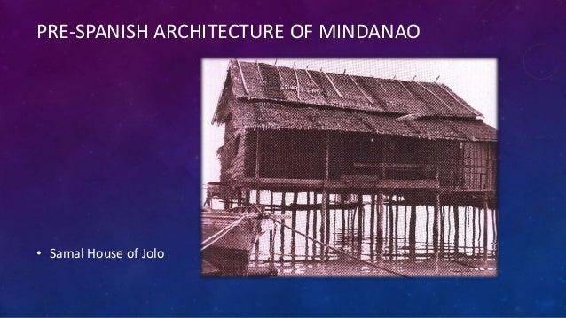 Pre Spanish Architecture Presentation
