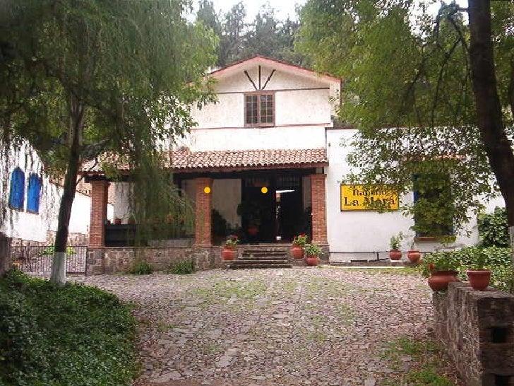 Rancho La Mora Toluca