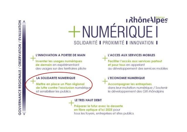 Le Pass Numérique Contexte • Renforcer la culture, les compétences et l'inclusion numériques = pilier VI du Digital Agenda...