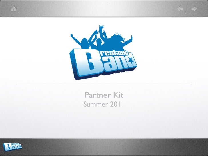 Partner KitSummer 2011