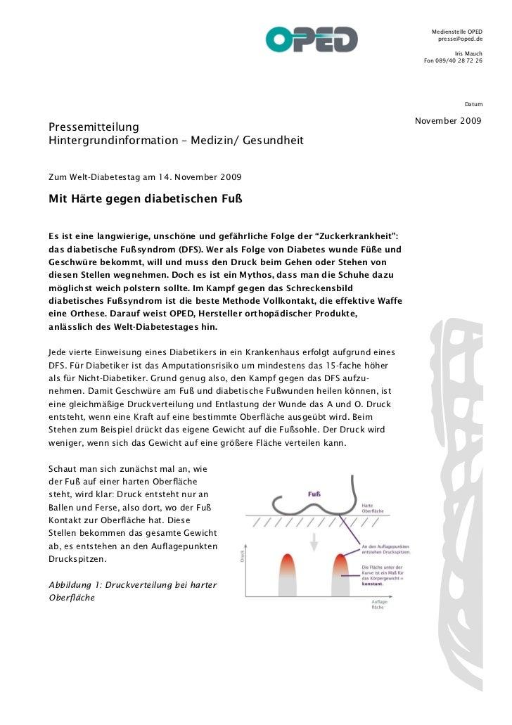 Medienstelle OPED                                                                                         presse@oped.de  ...