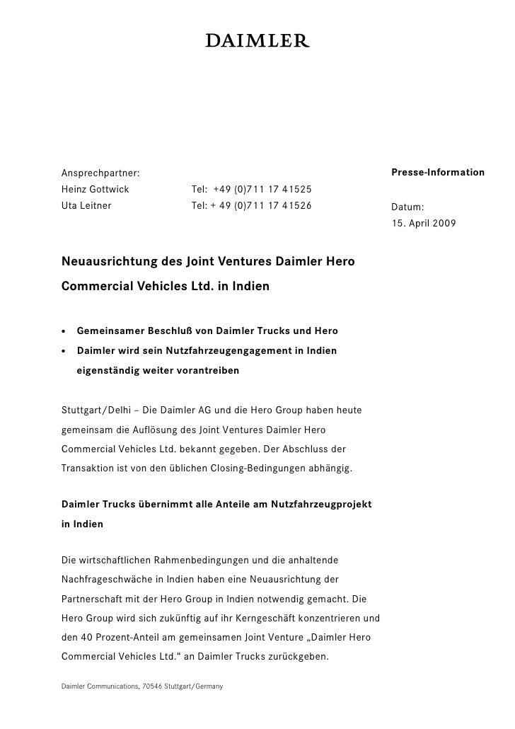 Ansprechpartner:                                                        Presse-InformationHeinz Gottwick                  ...