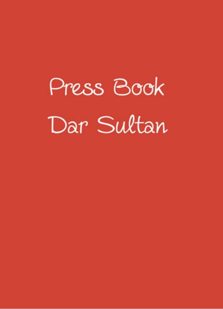 Revue de presse Maison d'hôtes Dar Sultan - 2010
