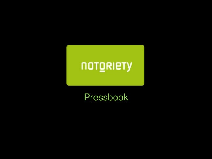 Pressbook not