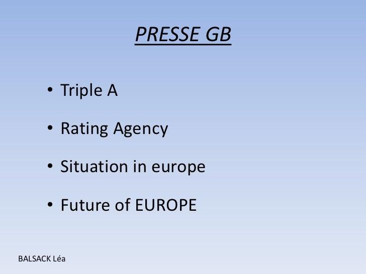 Presse gb l2