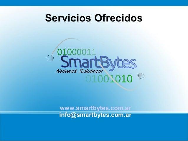 SmartBytes Network Solutions