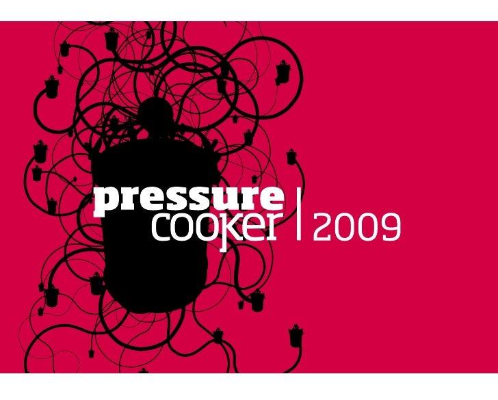Pressure Cooker Vijf dagen lang                                                            in no 9                        ...