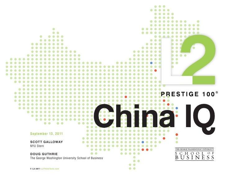 Prestige100 china2011