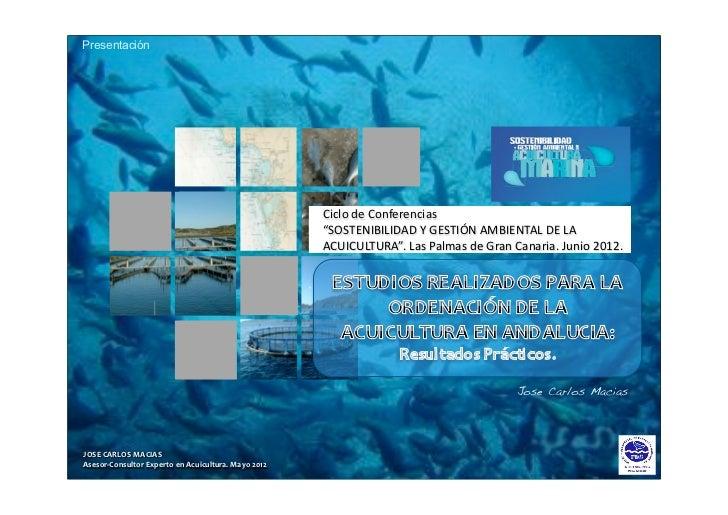 Presentación                                                     Ciclo&de&Conferencias                                    ...