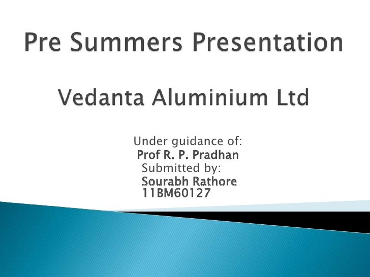 Under guidance of:Prof R. P. Pradhan Submitted by: Sourabh Rathore 11BM60127