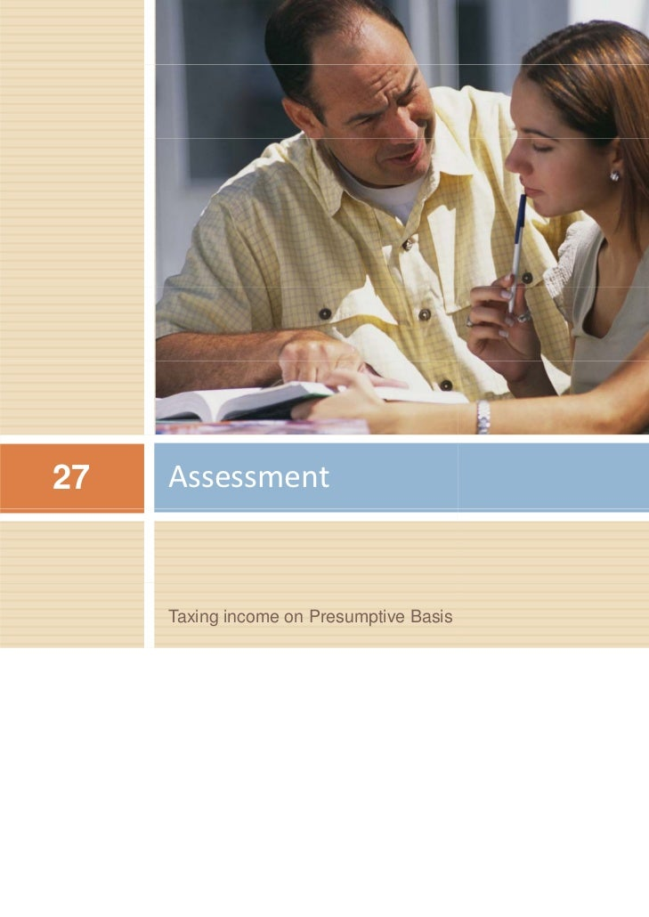 Tax Audit Threshold Limit in presumptive taxation u/s 44AD is Rs. 2 Crore