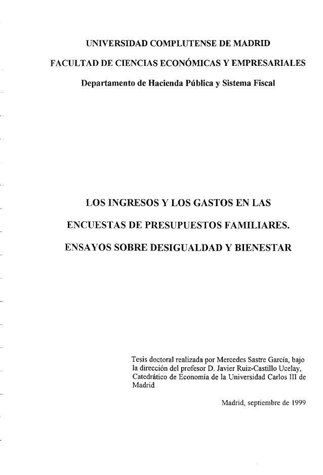 k$~            UNIVERSIDAD COMPLUTENSE DE MADRID      FACULTAD DE CIENCIAS ECONÓMICAS Y EMPRESARIALES           Departamen...