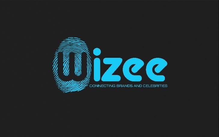 Wizee / Connecting brands et celebrities