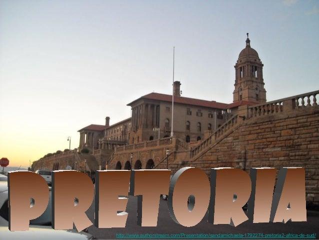 Pretoria2, Africa de Sud