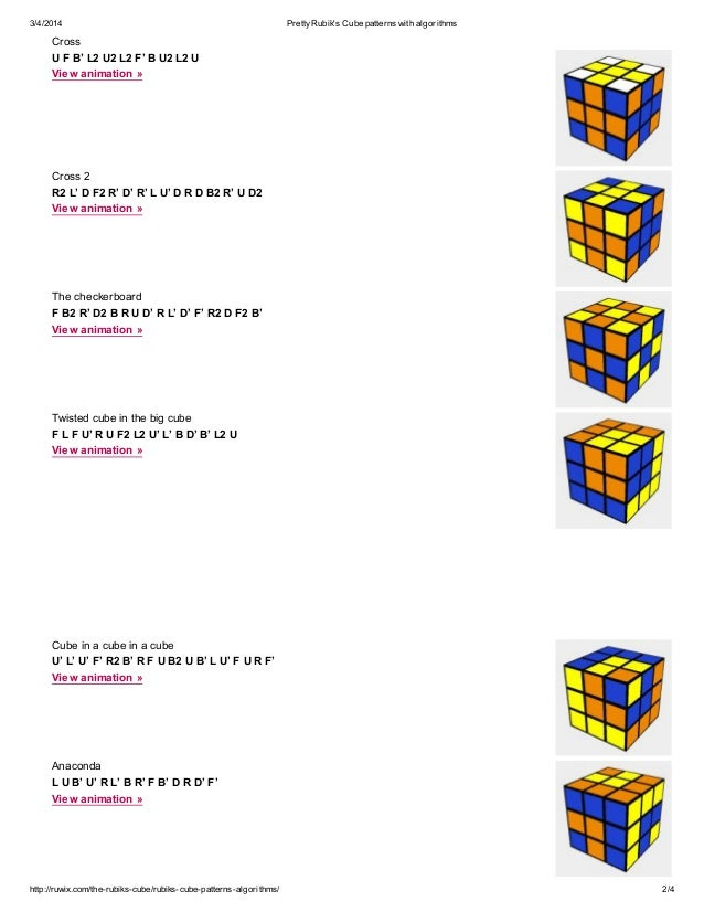 how to solve a rubiks cube white first