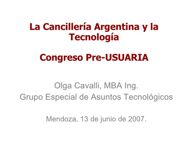 Preusuaria Mendoza
