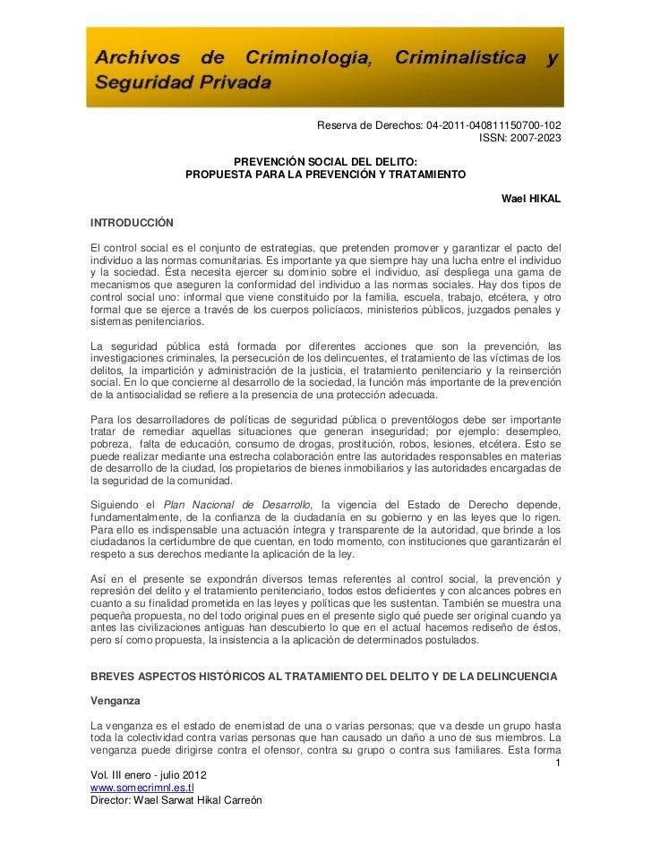 Reserva de Derechos: 04-2011-040811150700-102                                                                             ...