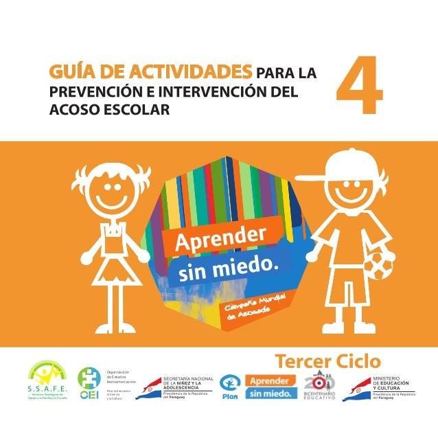 4Organizaciónde EstadosIberoamericanosPara la Educaciónla Cienciay la Cultura