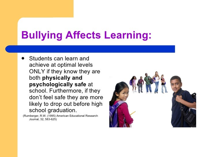 the widespread issue of school bullying S the safety of us schools has become an important public policy issue, interest in the problem of school bullying has intensified research indicates that this.