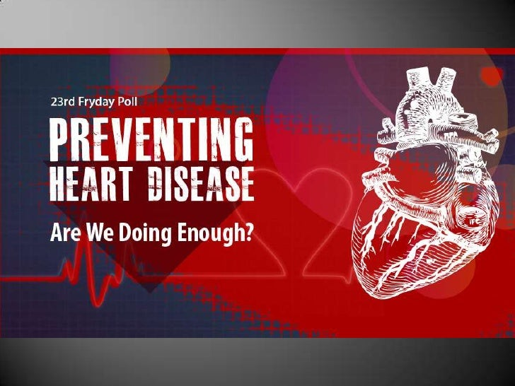 Preventing Heart Disease - Statistics, Risk Factors and Prevention Guidelines
