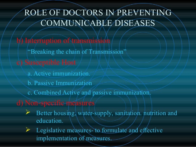 prevention strategies of communicable diseases Communicable diseases lesson plans and  they try to identify prevention strategies for infectious diseases  non-communicable and communicable diseases and the .
