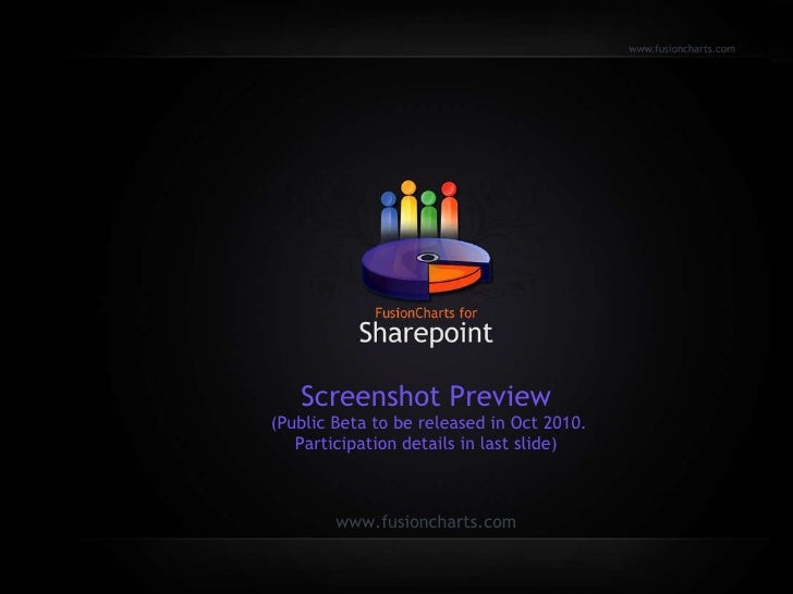 Data visualization & reporting in Microsoft SharePoint Server