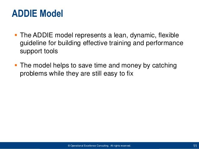 five e instructional model