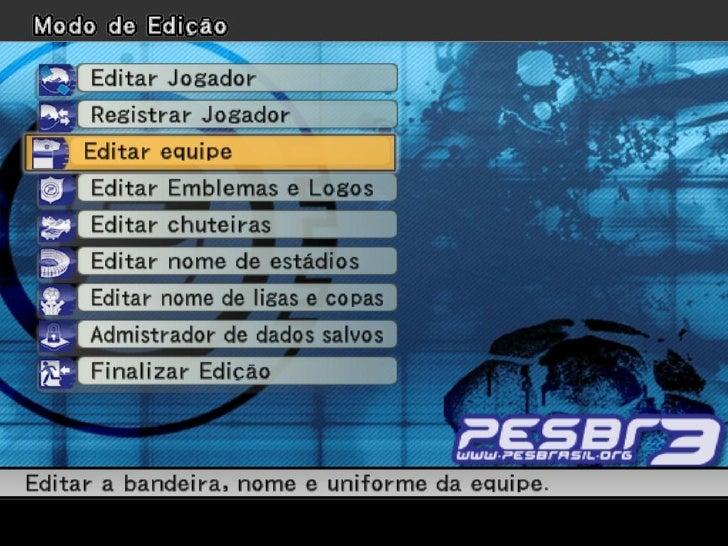 Preview Pesbrasil 3.0 28/Nov: Times