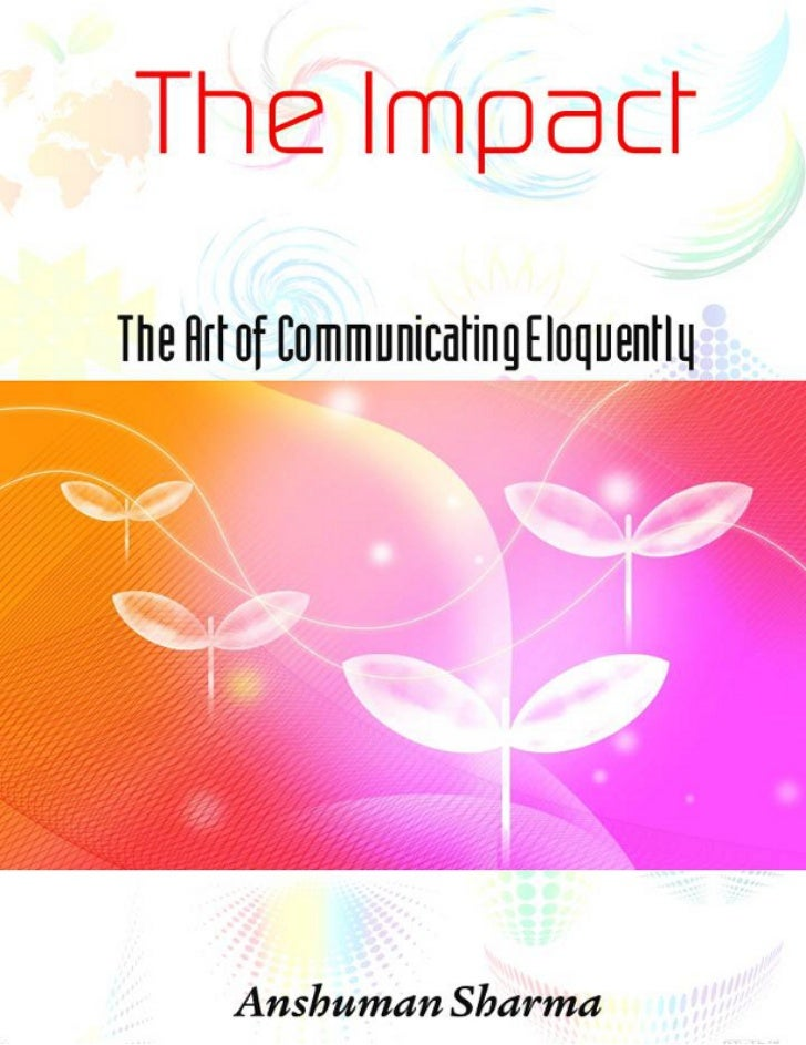 Preview - The Impact: The Art of Communicating Eloquently