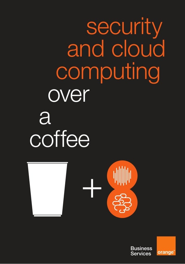 [EN] security and cloud computing over a coffee preview