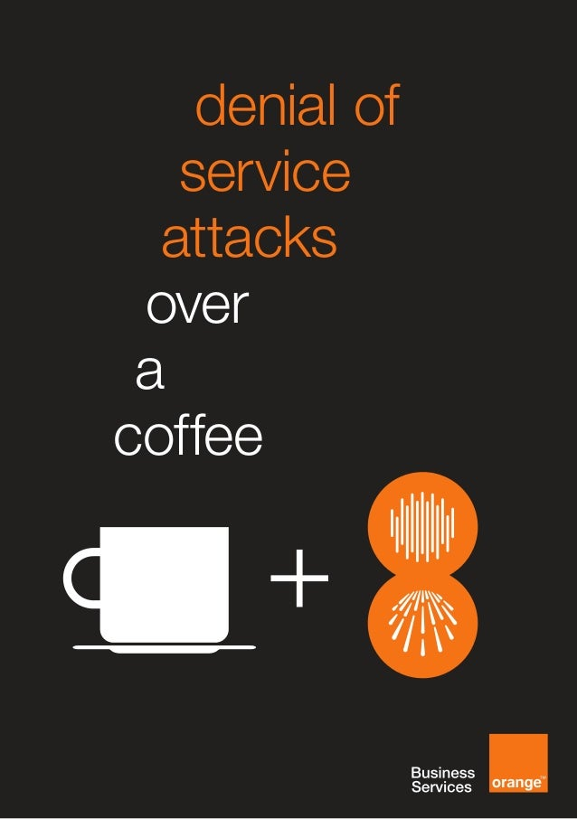 [EN] Denial of Service Attacks Over a Coffee preview