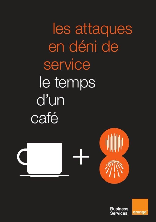 [FR] les attaques en déni de service le temps d'un café preview