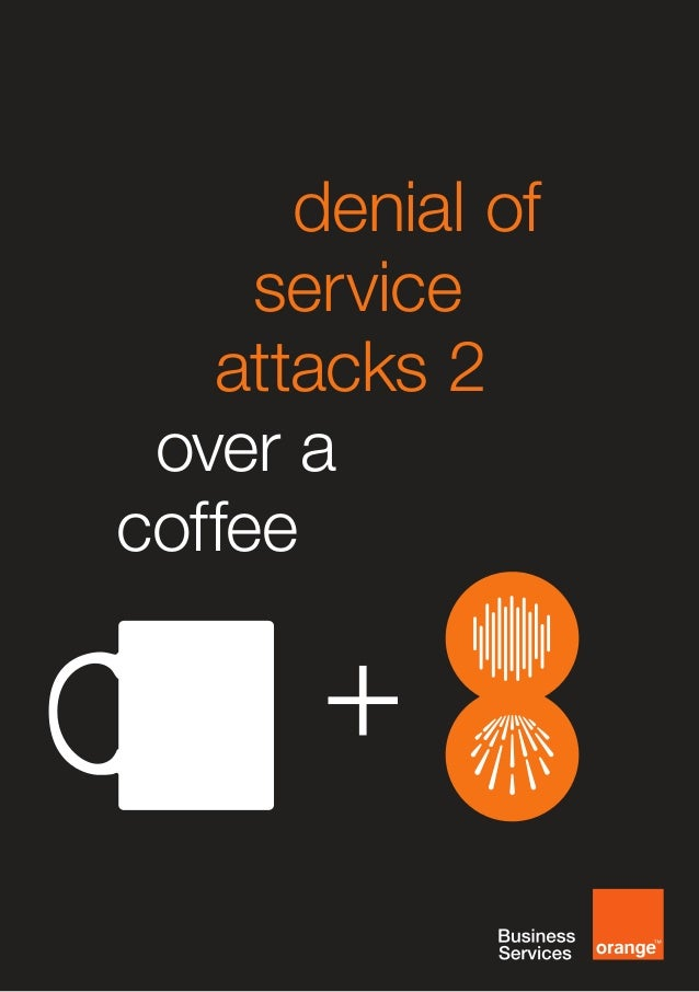 [EN] Denial of Service Attacks 2 Over a Coffee Preview