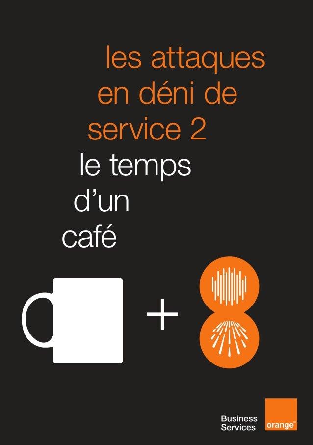 [FR] les attaques en déni de service 2, le temps d'un café preview