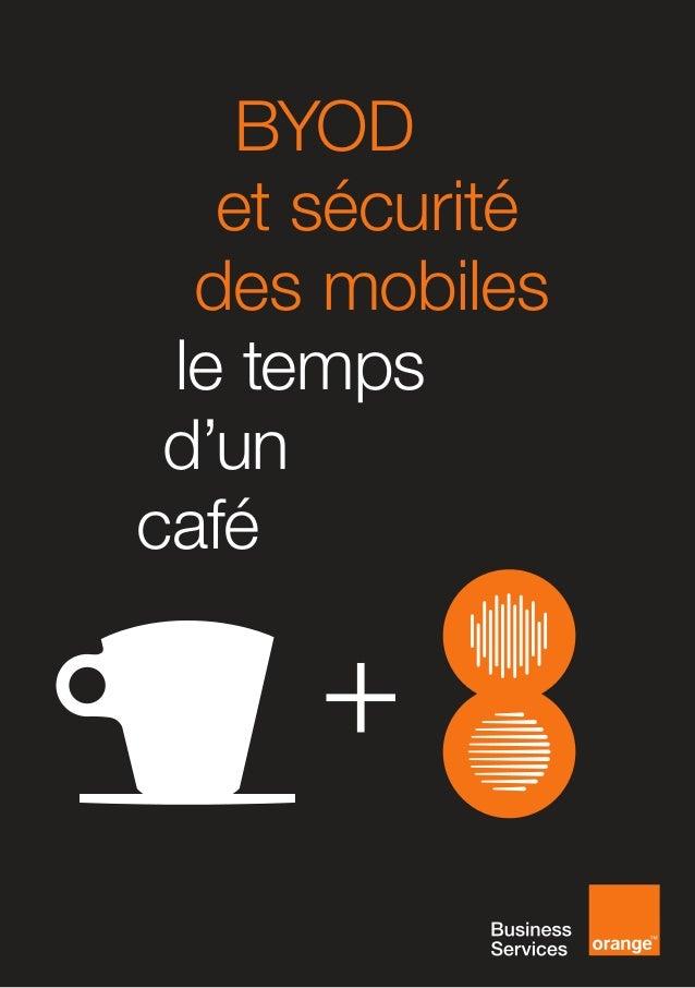 [FR] BYOD et sécurité des mobiles le temps d'un café preview