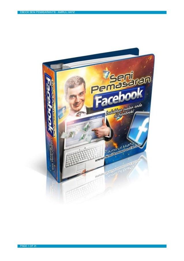 Preview Ebook Seni Pemasaran Fb