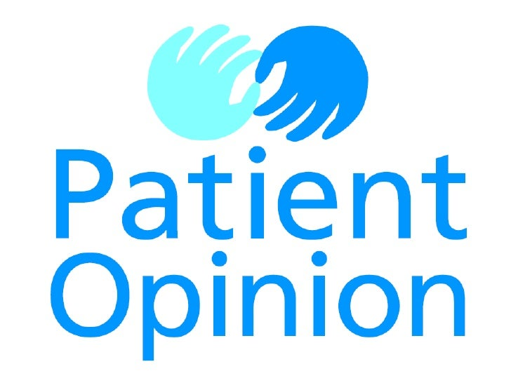 Preview the next version of patient opinion