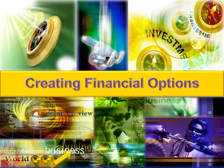 What are your financial options?                          Job                     Own Business                      Invest...