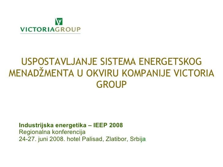 Prezentacija D Urosevic IEEP 08