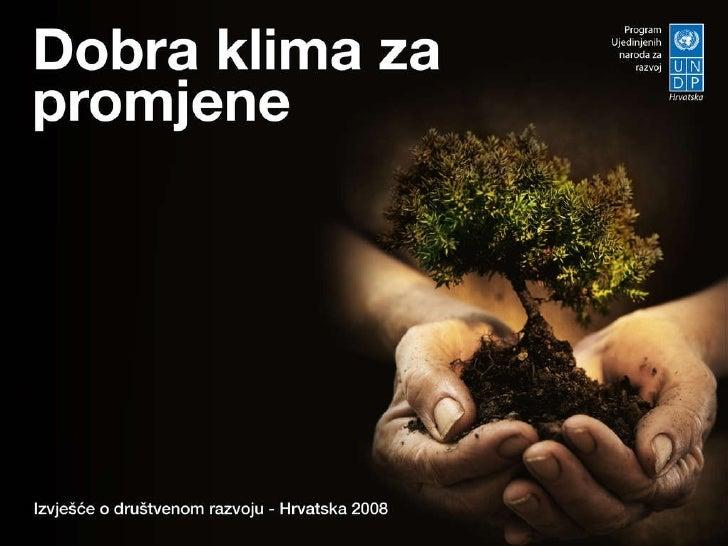 National Human Development Report 2008 United Nations Development Programme