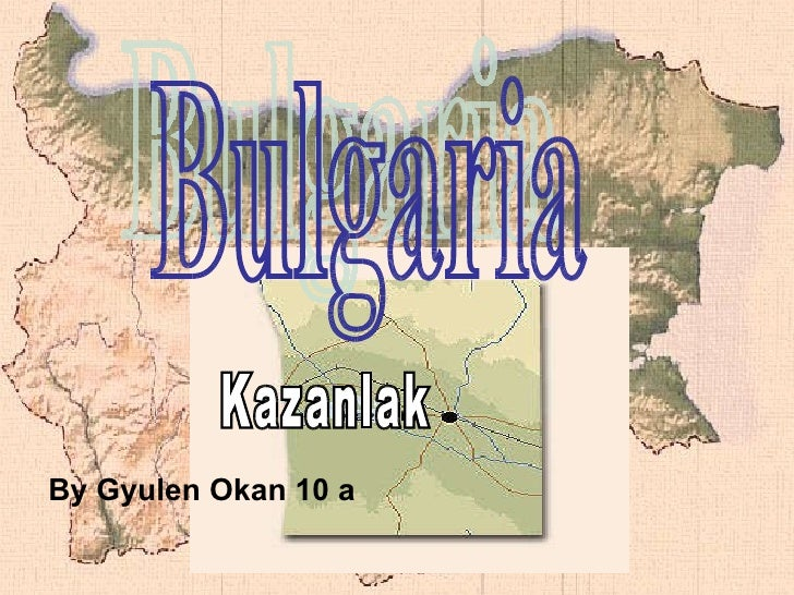 Kazanlak Bulgaria By Gyulen Okan 10 a