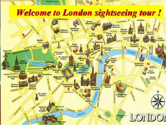Prezentaciya sights of_london