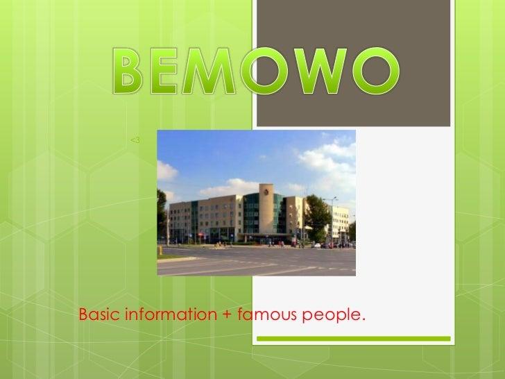 Euro (Lingua) 2012, etap I, Bemowo (VII)