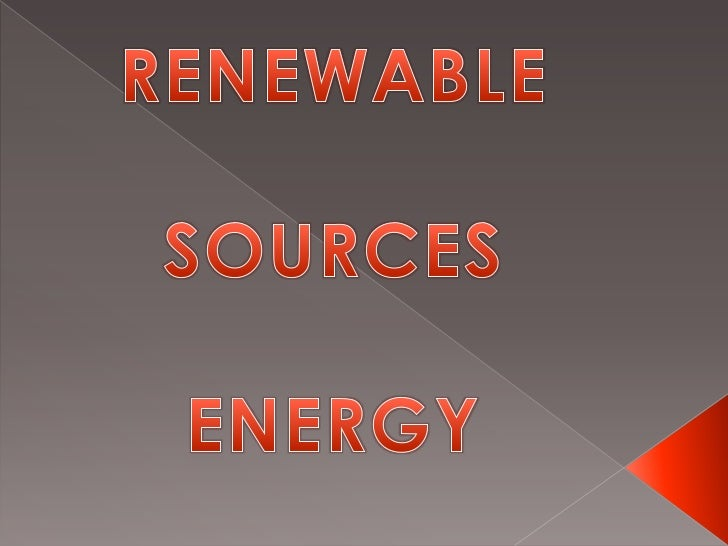    At the moment, most of the worlds energy comes from non-renewable    fossil energy resources, namely: oil 35%, coal 29...
