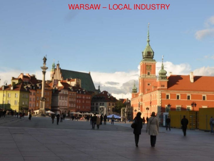 WARSAW – LOCAL INDUSTRY
