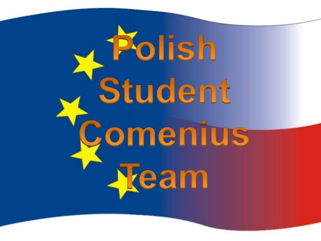 At the beginning of the school year we starteda Comenius Team at our school. Students from the 5th   and 6th grades meet e...