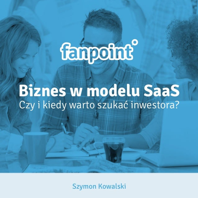 Biznes w modelu SaaS