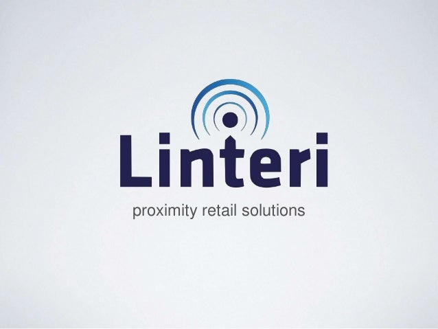 proximity retail solutions