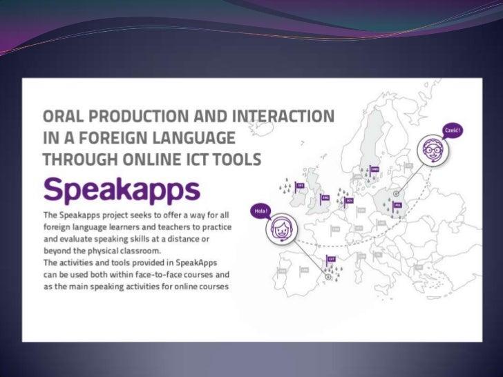 Prezentacja SpeakApps