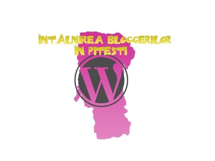 Bloggingul ca fenomen si promovarea blogurilor